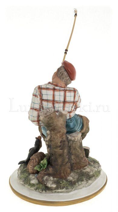 "Статуэтка  Elite & Fabris ""Рыбалка"" - 2"