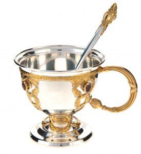 """Чайная чашка """"Царская"""""""