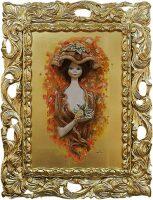 "Картина в золоте Zampiva ""Осень"""