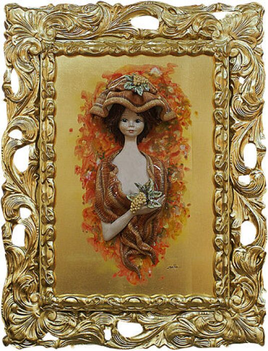 "Картина в золоте  Zampiva ""Осень"" - 0"
