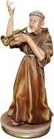 """Статуэтка La Medea """"Монах с трубой"""""""