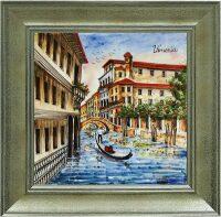 "Картина  Millennio ""Rio Widman""  с рамкой"