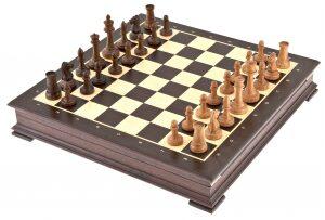 """Шахматы """"Стаунтон"""" венге"""