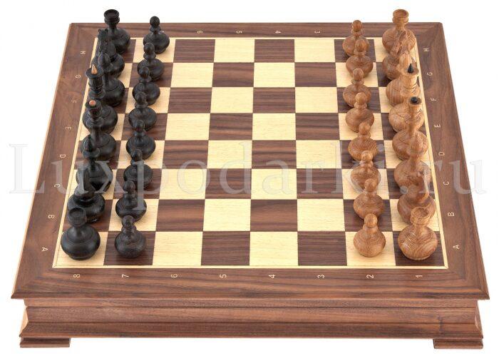 """Шахматы """"Баланс"""" (орех)- 6"""