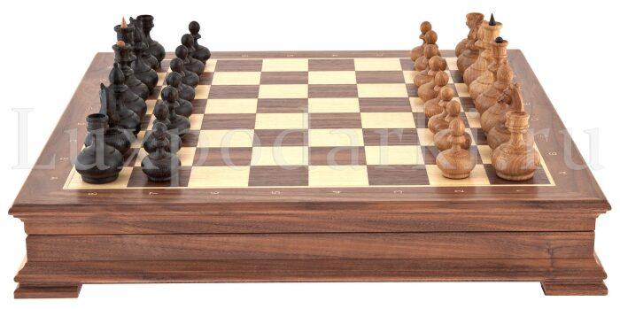 """Шахматы """"Баланс"""" (орех)- 4"""