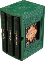 """Книги в кожаном переплете """"Ислам"""" (3 тома, в футляре)"""