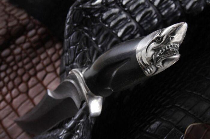 """Охотничий нож  Северная корона """"Акула""""- 1"""