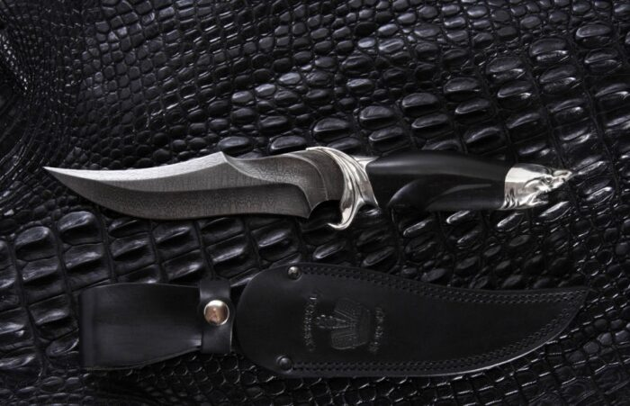 """Охотничий нож  Северная корона """"Акула""""- 4"""