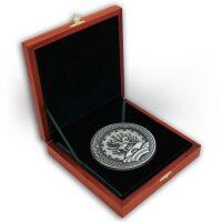 Корпоративная серебряная монета