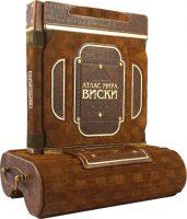 """Книга """"Виски. Атлас мира"""" Д.Брум (scamosciato)"""
