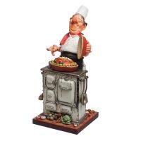 "Авторская статуэтка  Forchino ""Шеф-повар"""