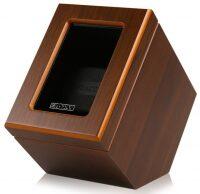 Шкатулка для часов с автоподзаводом (коричневая) Boxy