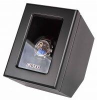 Шкатулка для часов с автоподзаводом (темная) Boxy