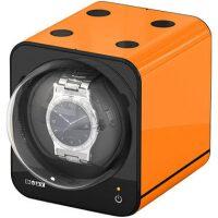 Шкатулка часов с автоподзаводом FANCY BRICK Orange Boxy
