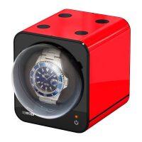 Шкатулка часов с автоподзаводом FANCY BRICK Red Boxy