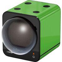 Шкатулка часов с автоподзаводом FANCY BRICK Green Boxy