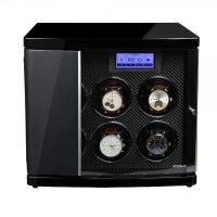 "Шкатулка для часов с автоподзаводом Modalo ""Timeless MV-3 (Carbon)"""
