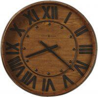 "Настенные часы  Howard Miller ""Wine Barrel Wall""  625-453"