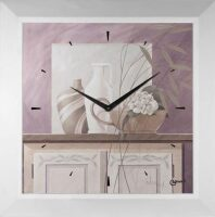 """Настенные часы  Lowell """"Pastel Colours I"""""""