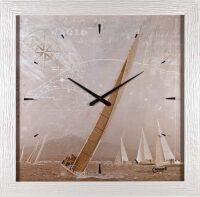 """Настенные часы  Lowell """"Regata"""""""