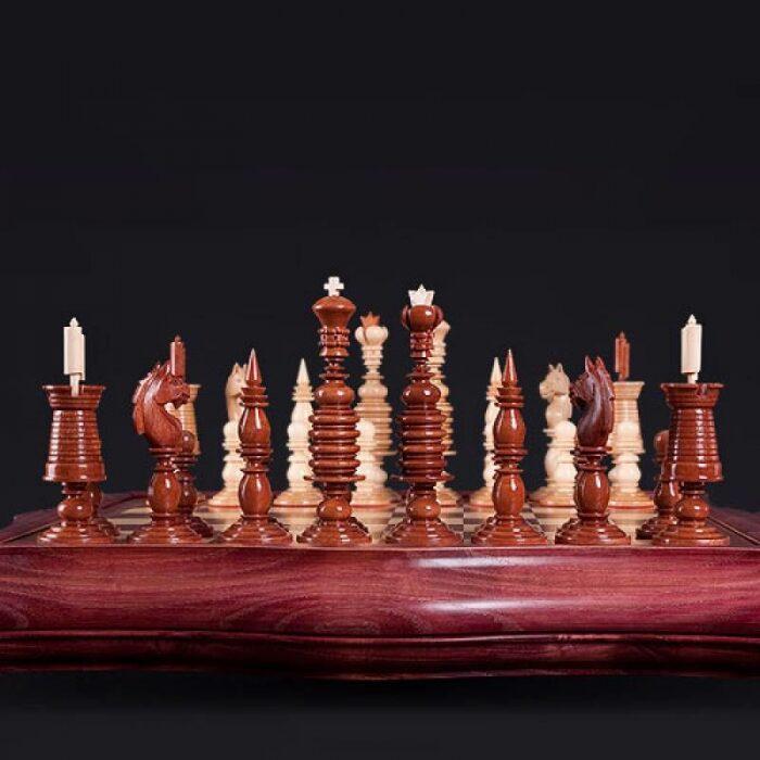 """Шахматы """"Барлейкорн""""- 1"""