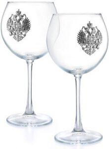 "Набор бокалов для вина ""Империя"""