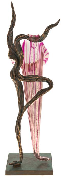 "Ваза  Venturi Arte ""Танец для цветка""- 2"