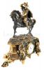 """Часы каминные """"Сарацин на коне""""- 1"""