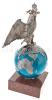 Двуглавый орел на шаре- 1