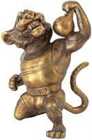 """Статуэтка бронзовая """"Тигр"""" из серии «Восточный календарь»"""