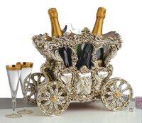 "Подставка под шампанское  Gold Line ""Карета"""