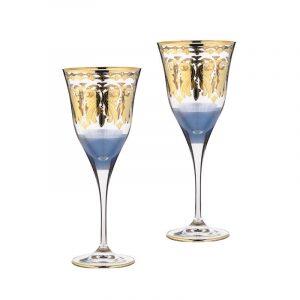 "Набор бокалов для вина  Same Decorazione ""Махаон""  на 6 персон"
