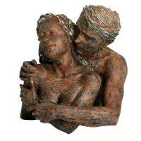 """Скульптура  Anglada """"Близость"""""""