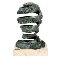 """Скульптура  Anglada """"Воображение"""""""