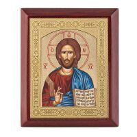 Икона Иисуса Христа Credan
