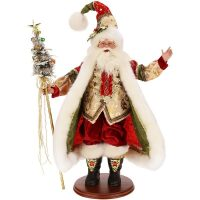 "Кукла под елку  MarkRoberts ""Рождественский волшебник"""