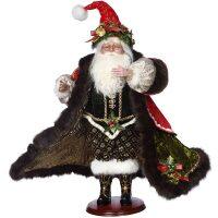 """Кукла под елку  MarkRoberts """"Волшебник Новогодней Ночи"""""""