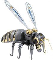 """Сувенир из серебра """"Пчела"""""""