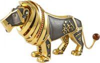 """Сувенир из серебра - знак зодиака """"Лев"""""""