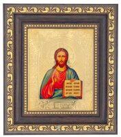 """Икона """"Иисус Христос"""" (в золоте)"""
