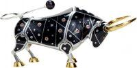 """Сувенир из серебра - знак зодиака """"Телец"""""""