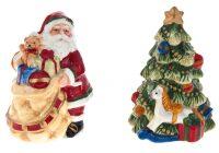 """Набор для специй  Fitz and Floyd """"Ночь перед Рождеством"""""""