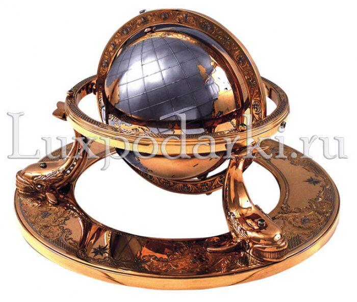 Глобус на китах- 0