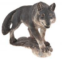 "Скульптура из камня ""Волк"""