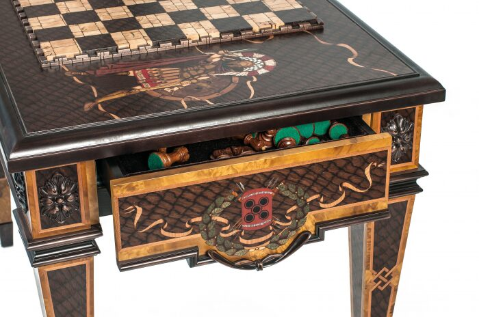 "Шахматный стол ""Легионер""- 4"