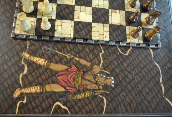 "Шахматный стол ""Легионер""- 3"