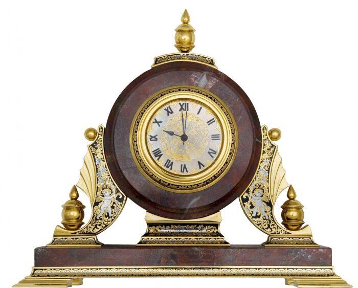 """Часы """"Дуэт"""" (Златоуст)- 0"""