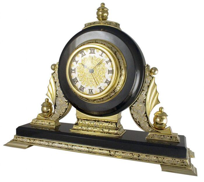 """Часы """"Классика"""" долерит- 0"""
