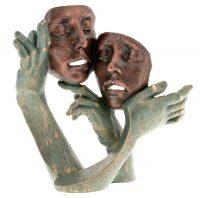 "Скульптура  Anglada ""Дуэт"""