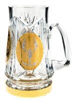 """Кружка для пива """"Beer"""" (хрусталь) (Златоуст)"""